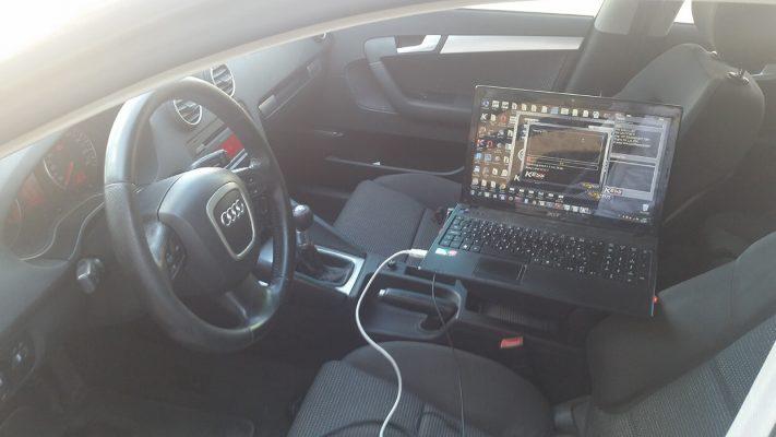 Cipovanje Audi | nituning.rs