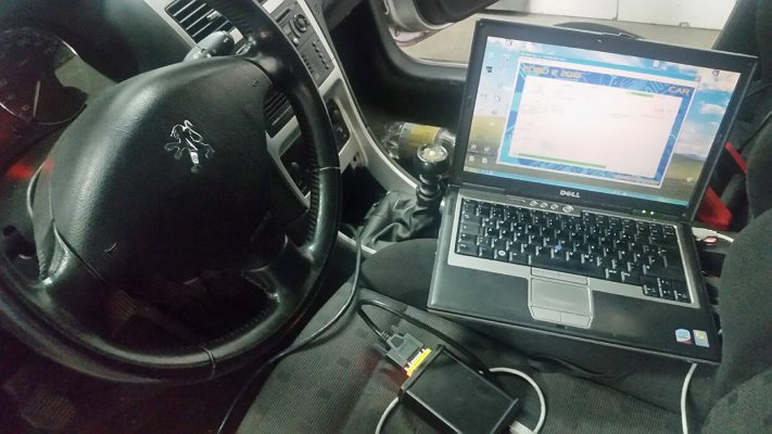 Remaping PEugeot | nituning.rs