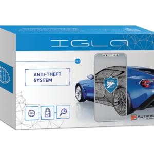 Igla - Author alarm elektronski sistem za zaštitu od krađe vozila   nituning.rs